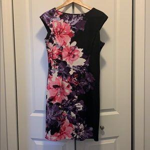 Side zip dress